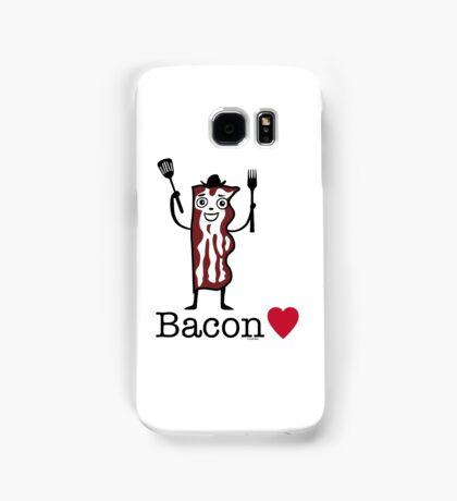 I love bacon Samsung Galaxy Case/Skin