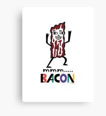 mmm Bacon Canvas Print