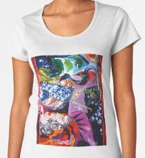 MAHARANI'S ANIMALS  Women's Premium T-Shirt