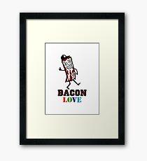 Bacon Love Framed Print