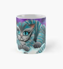 Galaxy Cheshire Cat Mug