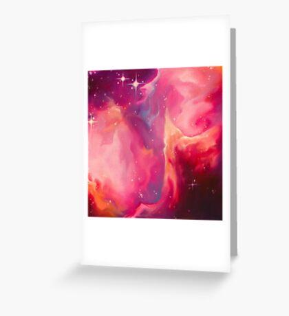 Nebula - I Am Greeting Card
