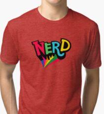 Nerd Spotlight Tri-blend T-Shirt