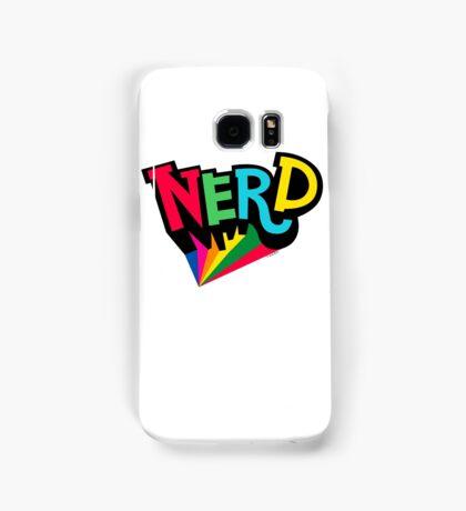 Nerd Spotlight Samsung Galaxy Case/Skin