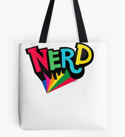 Nerd Spotlight Tote Bag