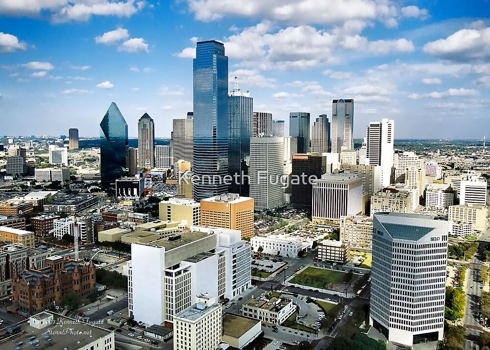Dallas Texas by Kenneth Fugate