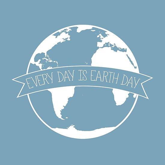 Jeder Tag ist Tag der Erde von Kristen Swanson