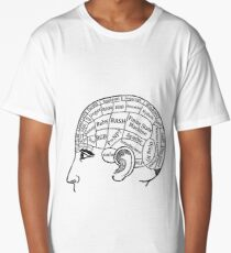 Mind of a Computer Scientist Programmer Long T-Shirt