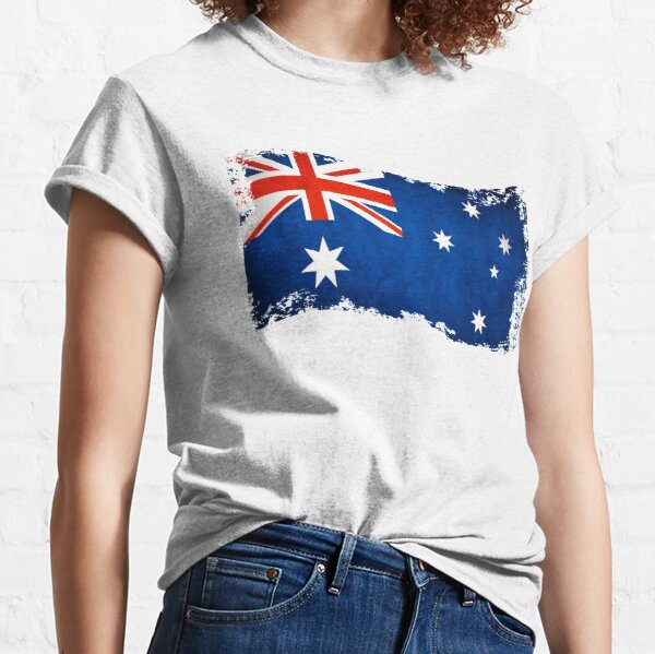 Drapeau australien T-shirt classique