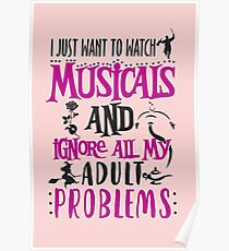 Watch Musicals Poster
