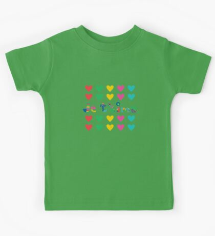 Je t'aime  Kids Clothes