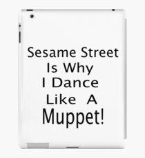 The Muppet Dance iPad Case/Skin