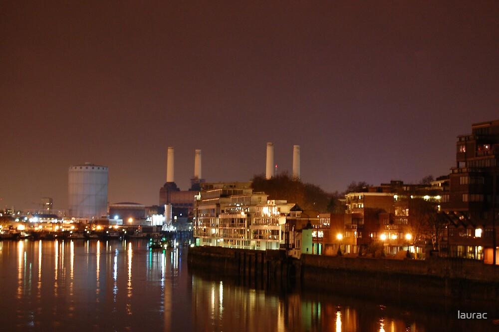 battersea power station by laurac