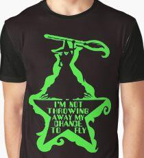Hamilton Musical Crossover. Hamilton&Wicked. Graphic T-Shirt