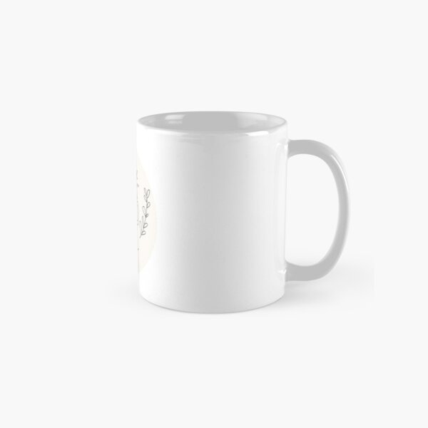 A Cup Of Happy Classic Mug