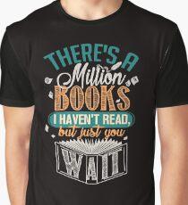 Million Books Graphic T-Shirt
