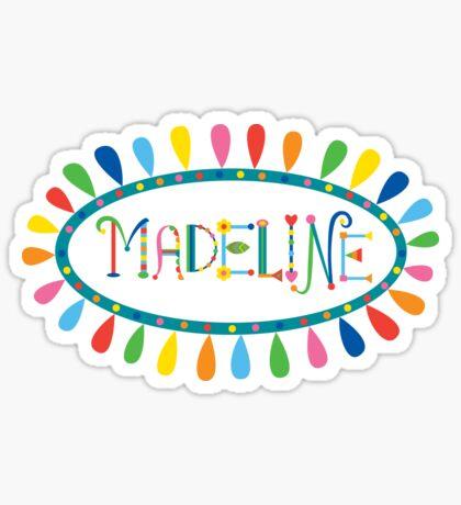 Madeline Sticker