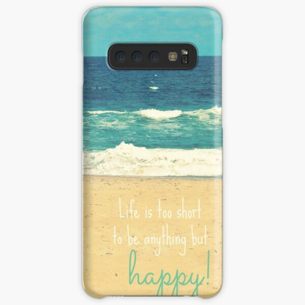 Life is too Short... Samsung Galaxy Snap Case