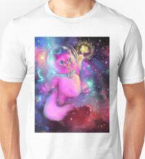 Cat-ra-naut Unisex T-Shirt