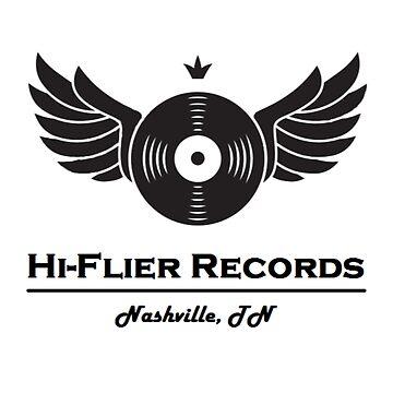Hi-Flier Records Vintage by IslandTs