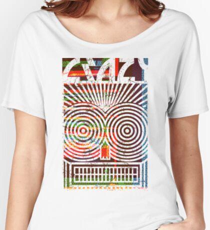 Crazy tx Women's Relaxed Fit T-Shirt