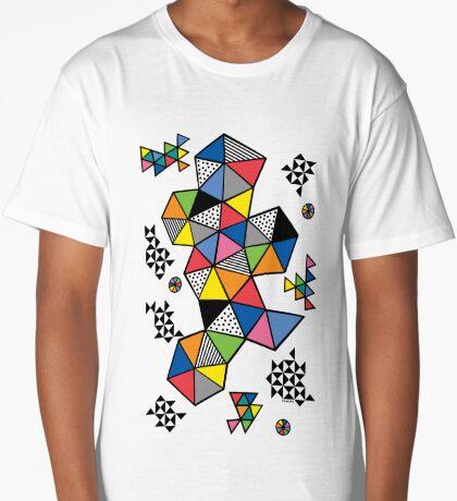 Edgewise  Long T-Shirt