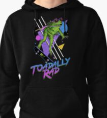 Toadally Rad Pullover Hoodie