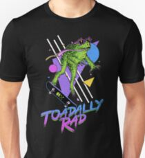 Camiseta ajustada Toadally Rad