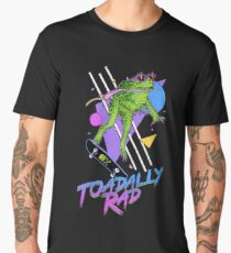 Toadally Rad Men's Premium T-Shirt