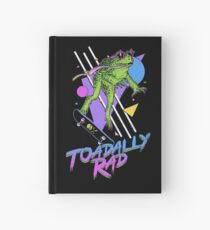 Toadally Rad Hardcover Journal
