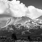Mount Shasta by Radek Hofman