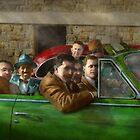 Americana - The good ol boys by Michael Savad