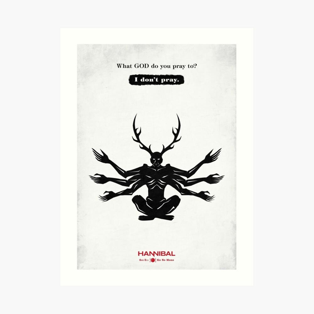 Hannibal - Ko No Mono Art Print