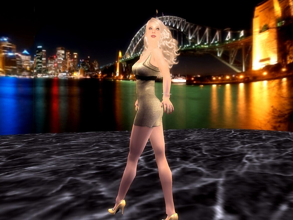 Night out in Sydney by Connie Sec