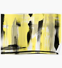 Modern Abstract Poster