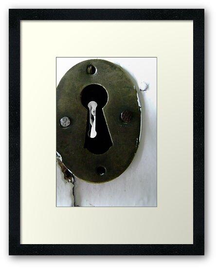 The Keyhole by Kitsmumma