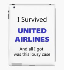 United Airlines iPad Cases & Skins | Redbubble