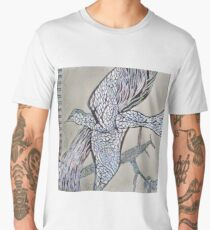 the bird Men's Premium T-Shirt