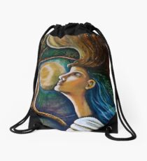 Divine Feminine Drawstring Bag