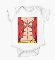 Monkey D. Luffy Clothes One Piece - Short Sleeve