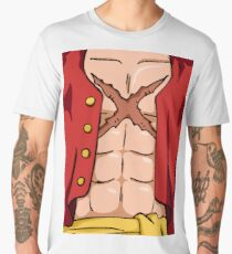 Monkey D. Luffy Clothes Men's Premium T-Shirt