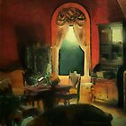 A Study in Scarlet by RC deWinter