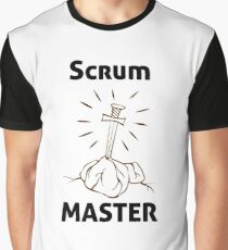 Scrum Master of the Universe! Graphic T-Shirt