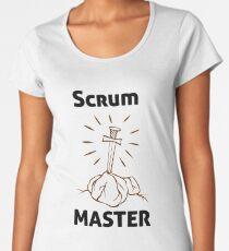 Scrum Master of the Universe! Women's Premium T-Shirt