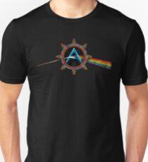 Dark Side of the Pyramids Unisex T-Shirt