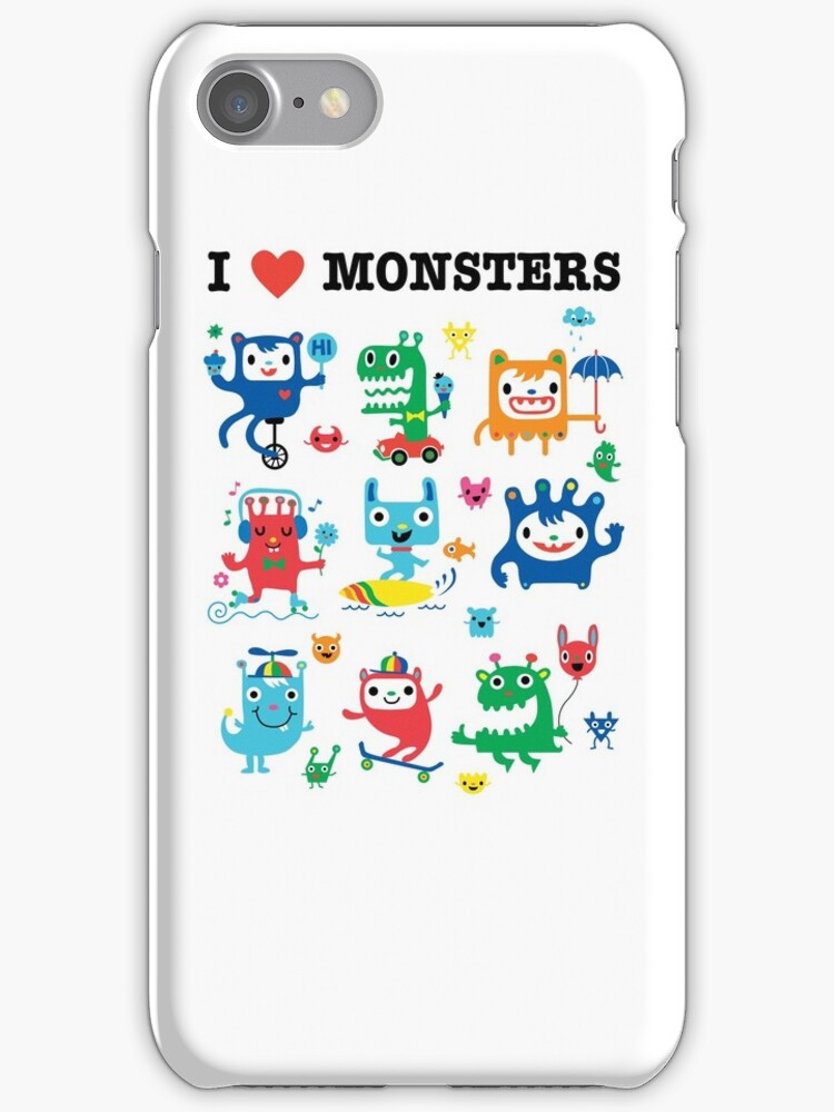 Monster Love by Andi Bird