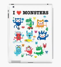 Monster Love iPad Case/Skin