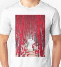 Yuki- onna Unisex T-Shirt