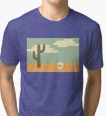 Desert Wasteland Tri-blend T-Shirt
