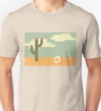 Desert Wasteland Unisex T-Shirt
